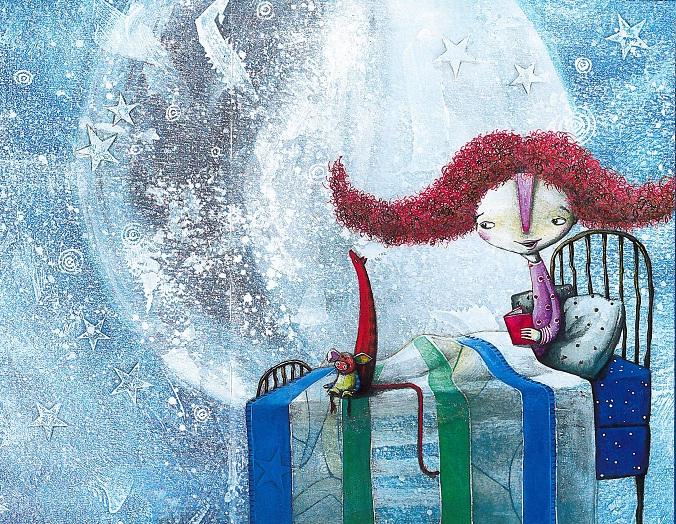Illustrazione di André Neves