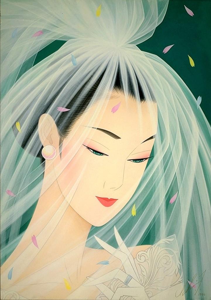 Illustrazione di Ichiro Tsuruta