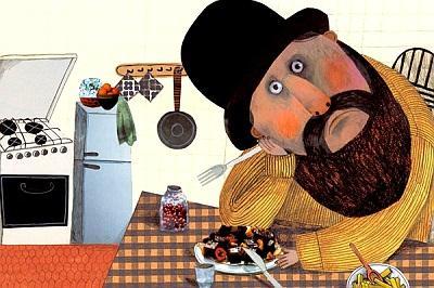 (Con curiosità!)di Beatrice Alemagna