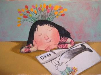 Illustrazione di Beatrice Alemagna