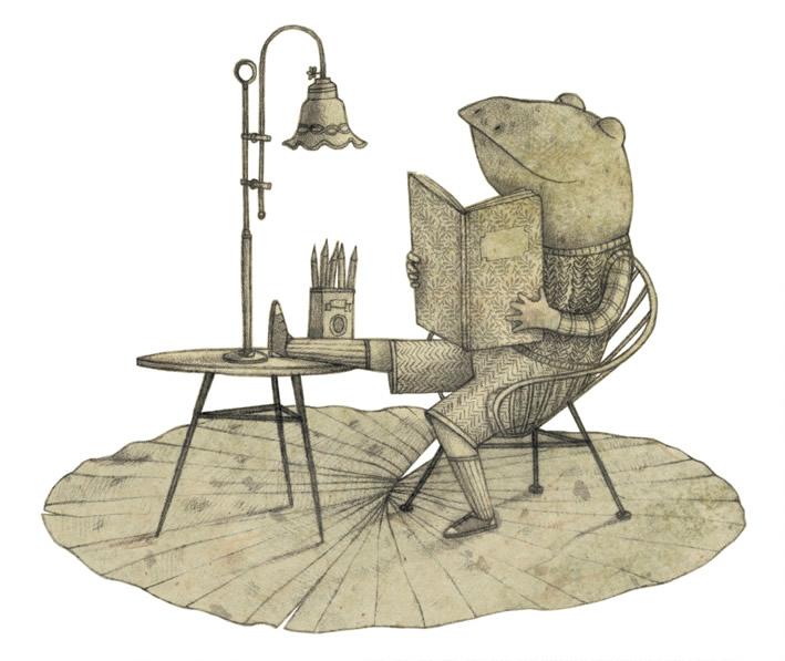 Illustrazione di Davide Calì