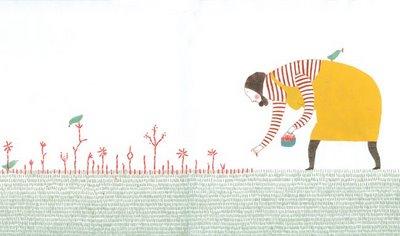 (Voglio fare la contadina)di Elena Odrozola