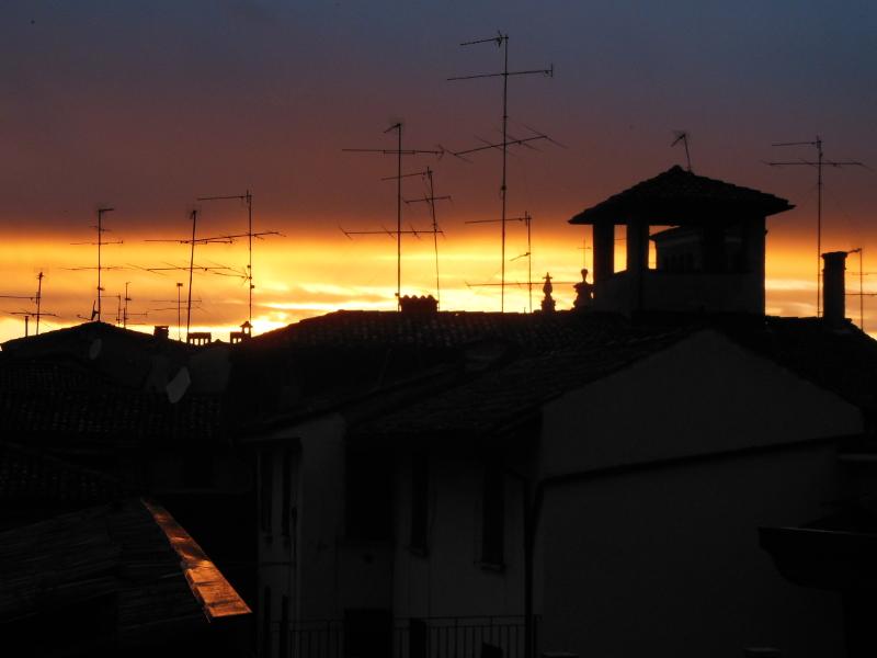 tramonto inatteso
