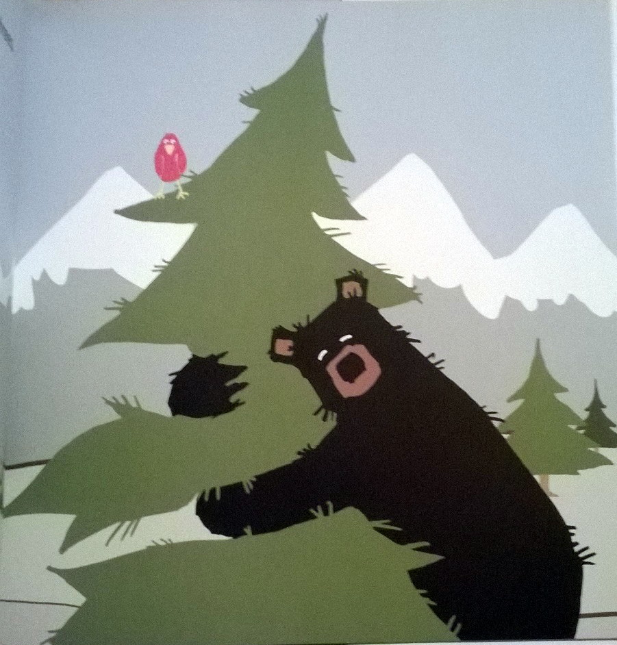 Big Bear Hug di Nicholas Oldland