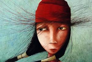 Illustrazione di Rebecca Dautremer